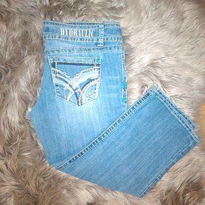 Denim - Hydraulic jeans